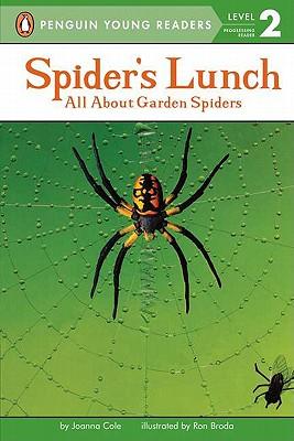 Spider's Lunch By Cole, Joanna/ Broda, Ron (ILT)