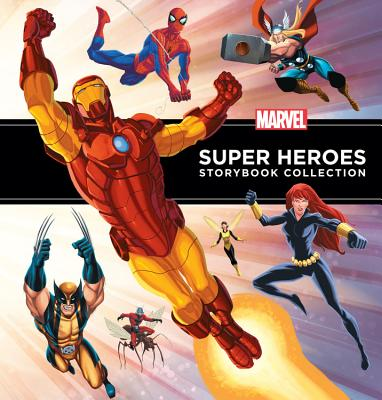 Marvel Super Hero Storybook Collection By Marvel Press Group (COR)